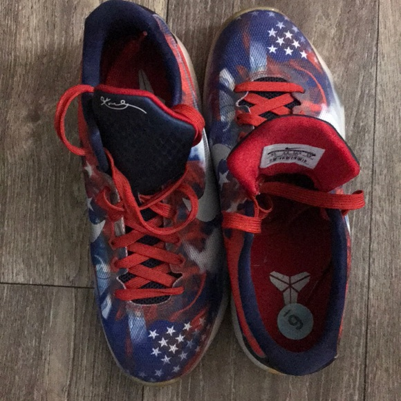 Kobe s size 6 youth kids can fit women s size 8 8230170a74